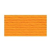 Мулине Gamma цвет №3196 яр.оранжевый (х/б, 8 м)
