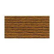 Мулине Gamma цвет №3216 коричневый (х/б, 8 м)