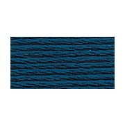 Мулине Gamma цвет №3254 синий (х/б, 8 м)