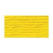 Мулине Gamma цвет №5165 яр-желтый (х/б, 8 м)