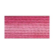 Мулине Gamma меланж, цвет Р-01 малиновый-св.розовый (х/б, 8 м)
