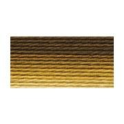Мулине Gamma меланж, цвет Р-18 св.коричневый-бл.желтый (х/б, 8 м)