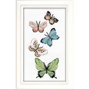 """Набор для вышивания крестом Овен """"Бабочки"""""""