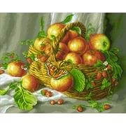 """Набор для выкладывания мозаики Паутинка """"Яблочки"""""""