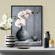 """Набор для выкладывания мозаики Алмазная живопись """"Орхидея"""""""