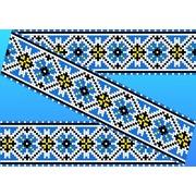 Флизелин пришивной/клеевой Каролинка Декоративный рисунок