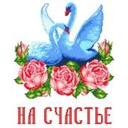 Флизелин пришивной/клеевой Каролинка Заготовка для декорирования рушника