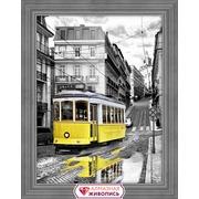 """Набор для выкладывания мозаики Алмазная живопись """"Лиссабон"""""""