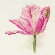 """Набор для вышивания крестом Алиса """"Тюльпаны. Нежно-розовый"""""""