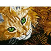 """Набор для выкладывания мозаики Паутинка """"Рыжий кот"""""""