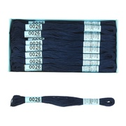 Мулине Gamma цвет №0026 темно-синий (х/б, 8 м)