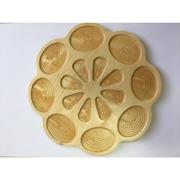 Аксессуары Fenix Органайзер деревянный для бисера-круг