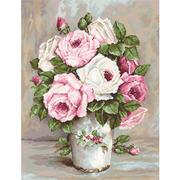 """Гобелен Luca-S """"Смешанные розы"""""""