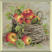 """Набор для выкладывания мозаики Риолис """"Спелые яблоки"""""""