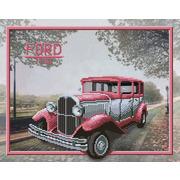 "Канва/ткань с нанесенным рисунком М.П. Студия ""Ford"""