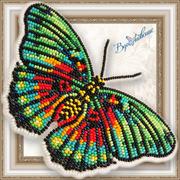 """Набор для вышивания бисером Вдохновение """"Euphaedra edwardsi"""""""