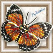 """Набор для вышивания бисером Вдохновение """"Euphaedra Eleus"""""""
