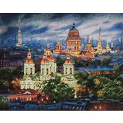 """Набор для выкладывания мозаики Белоснежка """"Все краски вечера. Санкт-Петербург"""""""