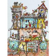 """Набор для вышивания крестом Bothy Threads """"Castle"""" (Замок)"""