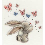 """Набор для вышивания крестом Bothy Threads """"Butterflies"""" (Бабочки)"""