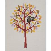 """Набор для вышивания крестом Eva Rosenstand """"Осень"""" (Времена года)"""