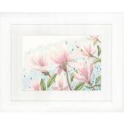 """Набор для вышивания крестом LANARTE """"Magnolias"""""""