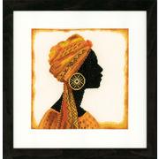 """Набор для вышивания крестом LANARTE """"SADWANA I"""""""