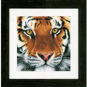 """Набор для вышивания крестом LANARTE """"Тигр"""""""