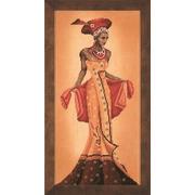 """Набор для вышивания крестом LANARTE """"African Fashion - I"""""""