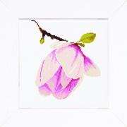 """Набор для вышивания крестом LANARTE """"Magnolia Bud"""""""