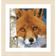 """Набор для вышивания крестом LANARTE """"Fox"""""""
