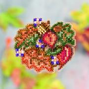 """Набор для вышивания MILL HILL """"Осенние листья"""""""