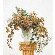 """Набор для вышивания крестом Thea Gouverneur """"Осенний букет"""""""