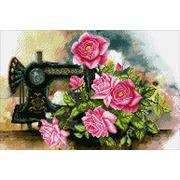 """Набор для выкладывания мозаики Паутинка """"Розовое настроение"""""""
