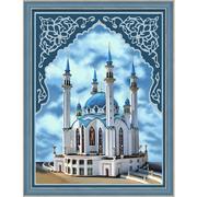 """Набор для выкладывания мозаики Алмазная живопись Мечеть Кул-Шариф"""""""