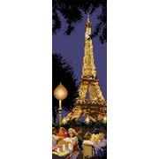 """Набор для вышивания крестом Белоснежка """"Вечерний Париж"""""""