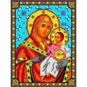 """Канва/ткань с нанесенным рисунком Каролинка """"Богородица Вифлиемская"""""""