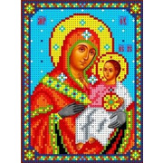 """Канва/ткань с нанесенным рисунком Каролинка """"Богородица Вифлеемская"""""""