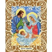 """Канва/ткань с нанесенным рисунком Божья коровка """"Святое Семейство"""""""