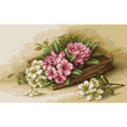 "Гобелен Luca-S ""Корзина с цветами"""