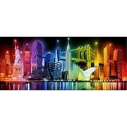 """Набор для выкладывания мозаики Алмазная живопись """"Краски Нью-Йорка"""""""
