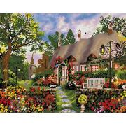 """Набор для выкладывания мозаики Белоснежка """"Любимый дом"""""""