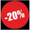 """������� �������"" ������: -20%"