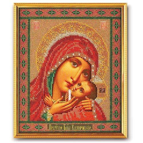"""Набор для вышивания бисером Радуга бисера (Кроше) """"Богородица Касперовская"""""""