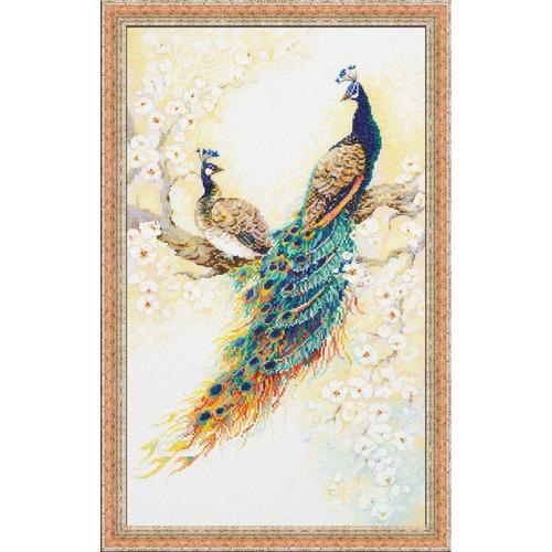 """Набор для вышивания крестом Риолис """"Персидский сад"""""""