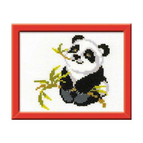 """Набор для вышивания крестом Риолис """"Панда"""""""