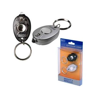 Аксессуары Mighty Bright Мини-лампа - брелок для ключей с одним светодиодом