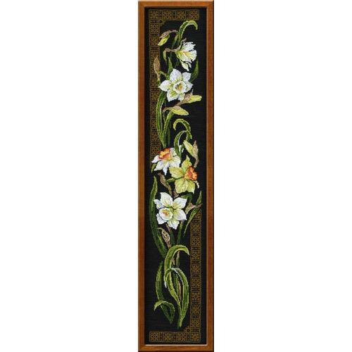 """Набор для вышивания крестом Риолис """"Нарциссы"""""""