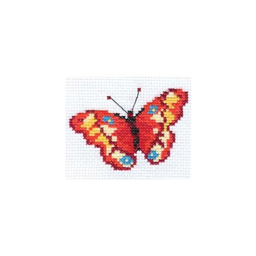 """Набор для вышивания крестом Алиса """"Бабочка"""""""