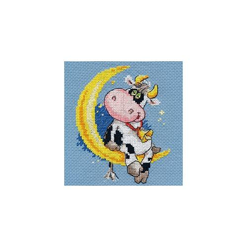 """Набор для вышивания крестом Алиса """"Сладких снов"""""""